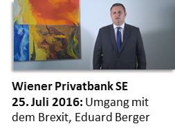 Button Wiener Privatbank, Berger SE, Eduard, 25.06.2016